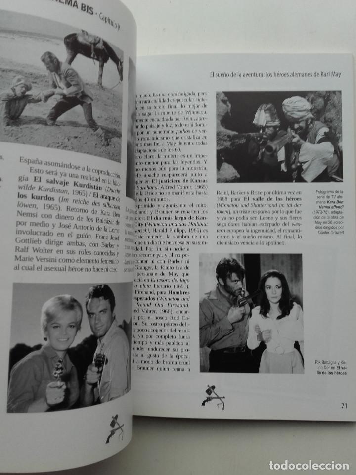Libros de segunda mano: PEOR... ¡IMPOSIBLE! PRESENTA. BOLSILIBRO & CINEMA BIS - JAVIER G. ROMERO - CINE - Foto 3 - 211444542