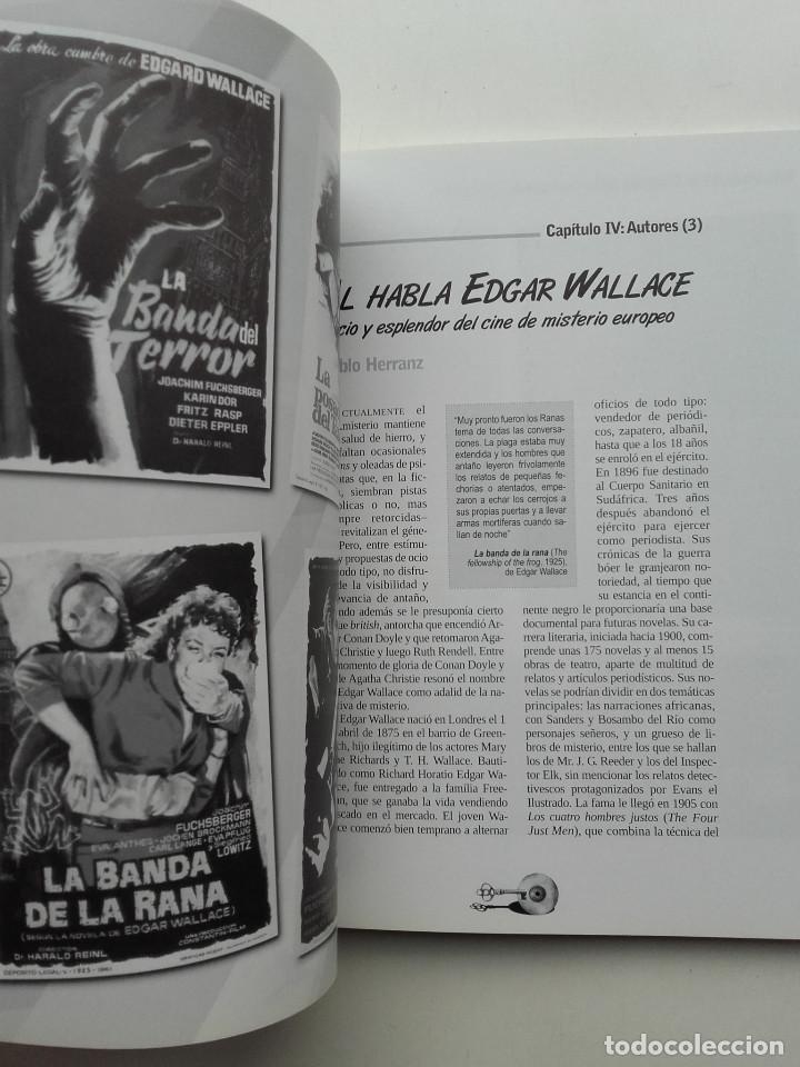 Libros de segunda mano: PEOR... ¡IMPOSIBLE! PRESENTA. BOLSILIBRO & CINEMA BIS - JAVIER G. ROMERO - CINE - Foto 5 - 211444542