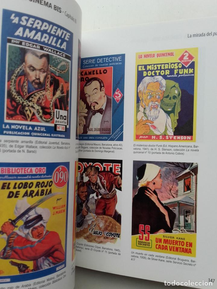 Libros de segunda mano: PEOR... ¡IMPOSIBLE! PRESENTA. BOLSILIBRO & CINEMA BIS - JAVIER G. ROMERO - CINE - Foto 6 - 211444542
