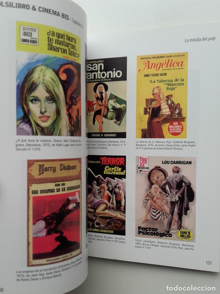 Libros de segunda mano: PEOR... ¡IMPOSIBLE! PRESENTA. BOLSILIBRO & CINEMA BIS - JAVIER G. ROMERO - CINE - Foto 7 - 211444542