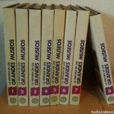 Libros de segunda mano: COLECCIÓN LA PINTURA EN LOS GRANDES MUSEOS. Lote 197311913