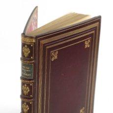 Libros de segunda mano: SAN JUAN DE LA CRUZ - POESIAS. 11 AGUAFUERTES DE RAMÓN DE CAPMANY. EJEMPLAR 19/19.. Lote 197395626