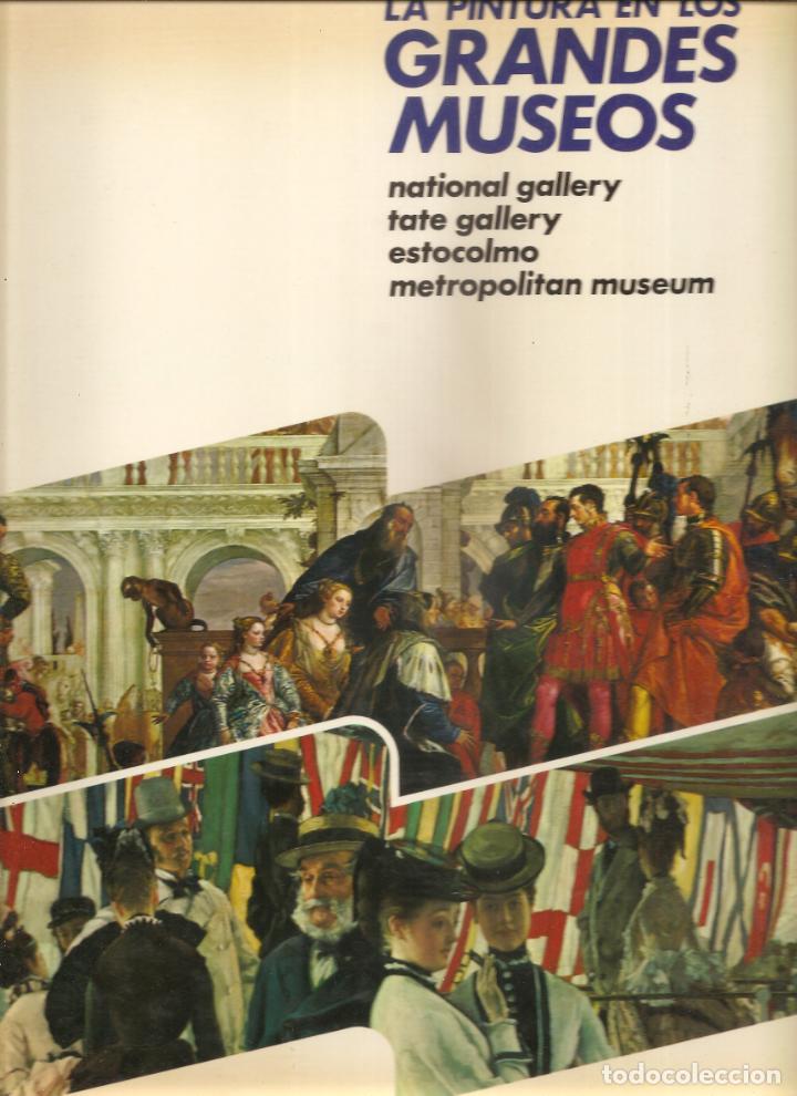 1496. NATIONAL GALLERY / TATE GALLERY / ESTOCOLMO / METROPOLITAN MUSEUM (Libros de Segunda Mano - Bellas artes, ocio y coleccionismo - Pintura)