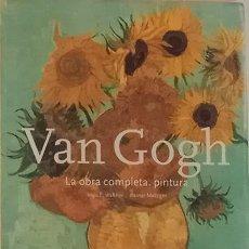 Libros de segunda mano: VAN GOGH. OBRA COMPLETA-PINTURA, DE INGO F. WALTHER Y RAINER METZGER. 1 TOMO. TASCHEN 2001.. Lote 198573972