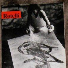 Libros de segunda mano: ROTELLI FRANCO RELLA, DANILO ECCHER . Lote 198843160