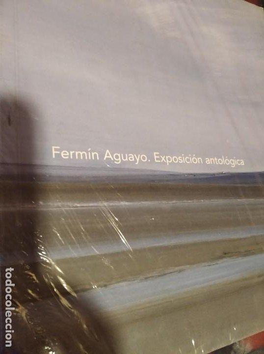 FERMÍN AGUAYO. EXPOSICIÓN ANTOLÓGICA (Libros de Segunda Mano - Bellas artes, ocio y coleccionismo - Pintura)