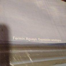 Libros de segunda mano: FERMÍN AGUAYO. EXPOSICIÓN ANTOLÓGICA. Lote 108240194