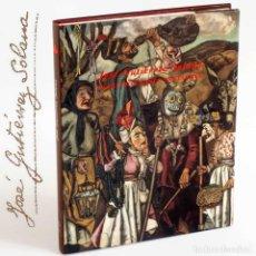 Libros de segunda mano: SOLANA. MUSEO NACIONAL REINA SOFÍA 1998 . Lote 199191240