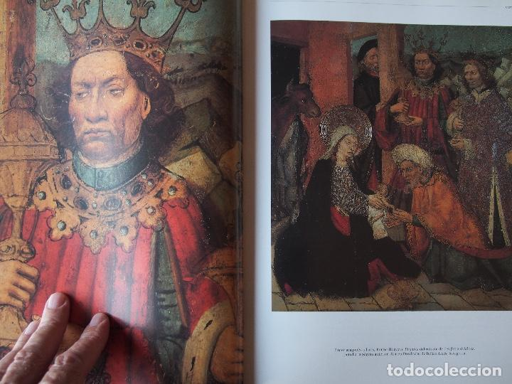 Libros de segunda mano: Un cert Jaume Huguet el capvespre dun somni. Joan Sureda i Pons. - Foto 5 - 199401711