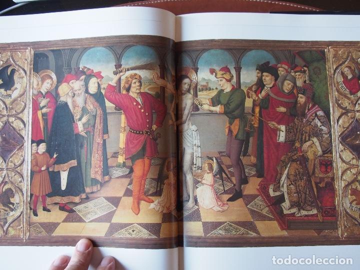 Libros de segunda mano: Un cert Jaume Huguet el capvespre dun somni. Joan Sureda i Pons. - Foto 6 - 199401711