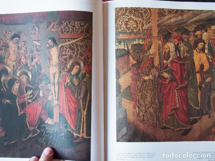 Libros de segunda mano: Un cert Jaume Huguet el capvespre dun somni. Joan Sureda i Pons. - Foto 8 - 199401711