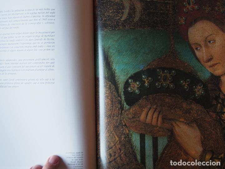 Libros de segunda mano: Un cert Jaume Huguet el capvespre dun somni. Joan Sureda i Pons. - Foto 9 - 199401711