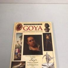 Libros de segunda mano: GOYA. Lote 199484127