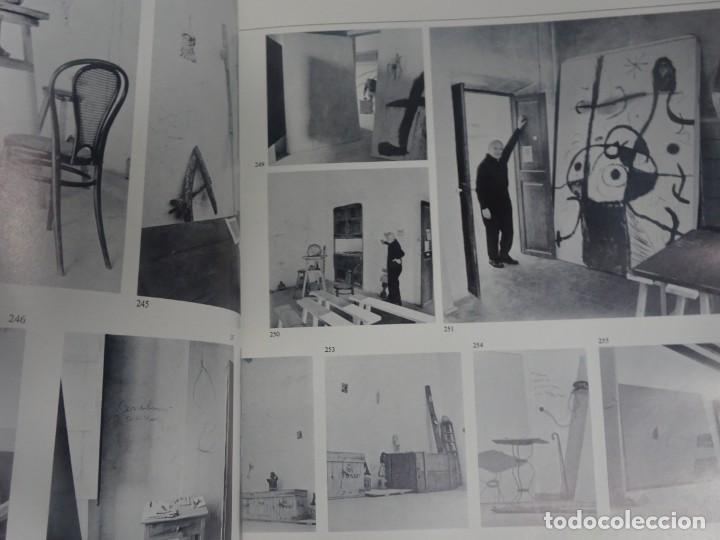 Libros de segunda mano: JOAN MIRÓ Y CATALUÑA, EDICIONES POLIGRAFA, S.A. BARCELONA JUAN PERUCHO, 1988, VER FOTOS - Foto 7 - 199581632
