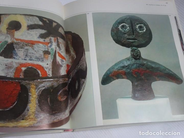 Libros de segunda mano: JOAN MIRÓ Y CATALUÑA, EDICIONES POLIGRAFA, S.A. BARCELONA JUAN PERUCHO, 1988, VER FOTOS - Foto 8 - 199581632