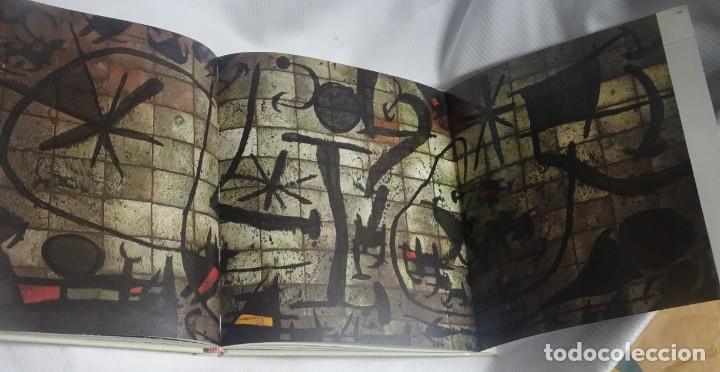 Libros de segunda mano: JOAN MIRÓ Y CATALUÑA, EDICIONES POLIGRAFA, S.A. BARCELONA JUAN PERUCHO, 1988, VER FOTOS - Foto 9 - 199581632