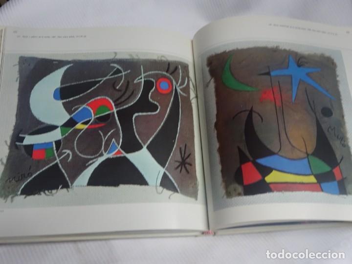 Libros de segunda mano: JOAN MIRÓ Y CATALUÑA, EDICIONES POLIGRAFA, S.A. BARCELONA JUAN PERUCHO, 1988, VER FOTOS - Foto 10 - 199581632