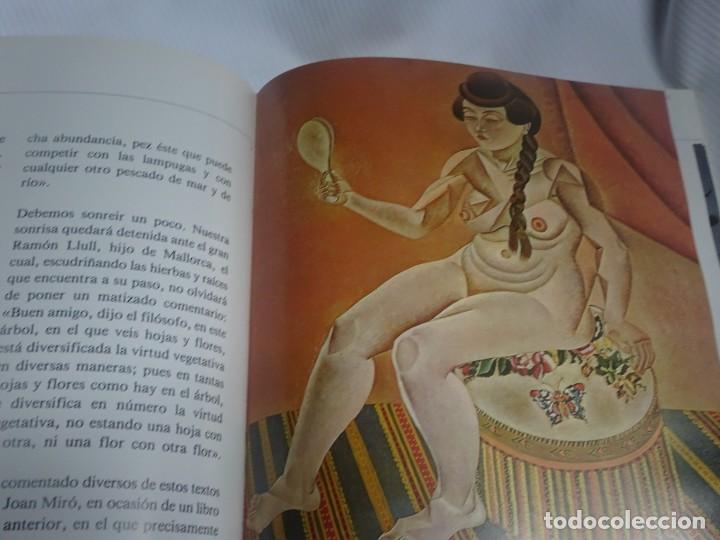 Libros de segunda mano: JOAN MIRÓ Y CATALUÑA, EDICIONES POLIGRAFA, S.A. BARCELONA JUAN PERUCHO, 1988, VER FOTOS - Foto 12 - 199581632
