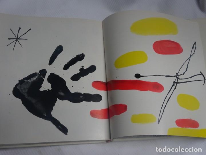 Libros de segunda mano: JOAN MIRÓ Y CATALUÑA, EDICIONES POLIGRAFA, S.A. BARCELONA JUAN PERUCHO, 1988, VER FOTOS - Foto 13 - 199581632