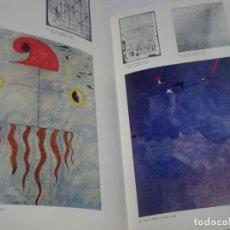 Libros de segunda mano: MIRÓ ANYS 20, MUTACIÓ DE LA REALITAT, FUNDACIÓ 90 ANIVERSARIO JOAN MIRÓ , 1983 , VER FOTOS. Lote 199637406