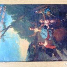 Libros de segunda mano: PERMANENCIA DE LA MEMORIA - CARTONES PARA TAPIZ Y DIBUJOS DE GOYAGRAVOL12. Lote 199846450