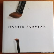 Libros de segunda mano: MARTÍN PURYEAR EXPOSICION THE ART INSTITUTE OF CHICAGO 1991-1992. Lote 199854442