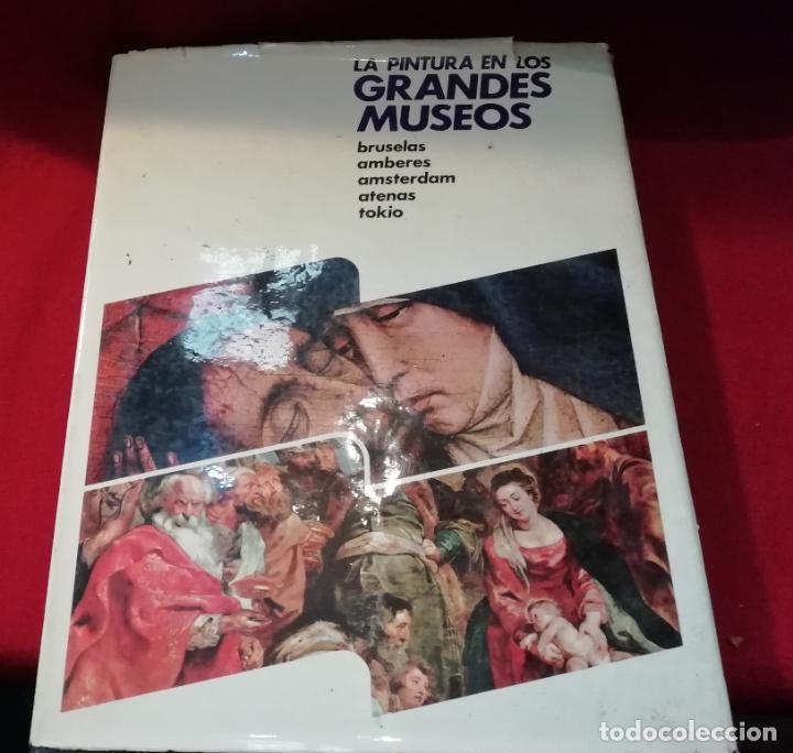 LA PINTURA EN LOS GRANDES MUSEOS (Libros de Segunda Mano - Bellas artes, ocio y coleccionismo - Pintura)