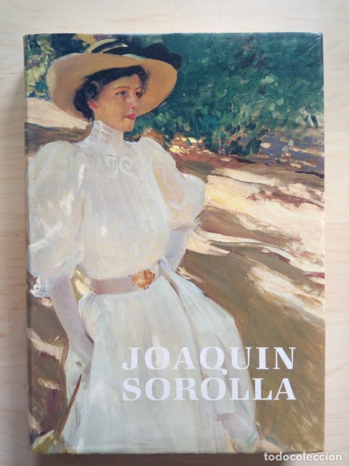 JOAQUÍN SOROLLA (Libros de Segunda Mano - Bellas artes, ocio y coleccionismo - Pintura)