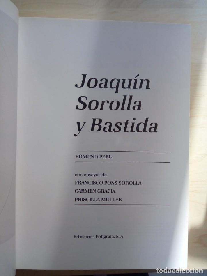 Libros de segunda mano: JOAQUÍN SOROLLA - Foto 3 - 200369810
