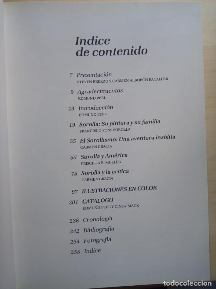 Libros de segunda mano: JOAQUÍN SOROLLA - Foto 4 - 200369810
