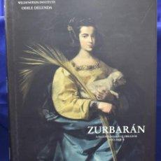 Libros de segunda mano: (II)ZURBARAN: CATALOGO RAZONADO, II (LOS CONJUNTOS Y EL OBRADOR) - DELENDA, ODILE. Lote 200106738