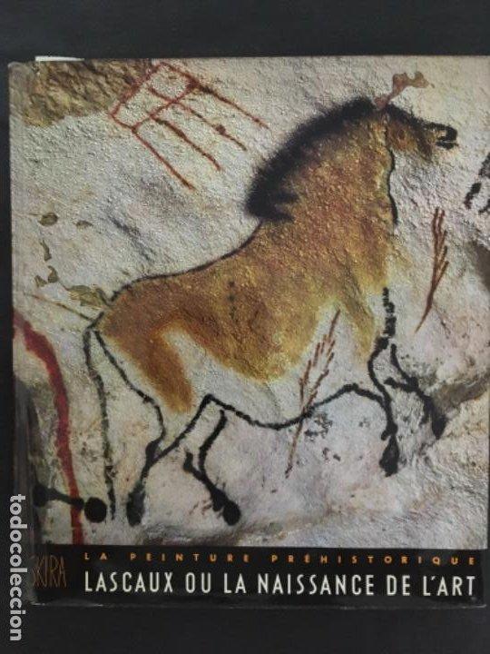 la peinture prehistorique, lascaux ou la naissa - Comprar Libros de pintura en todocoleccion ...