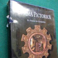 Libros de segunda mano: SVMMA PICTORICA HISTORIA UNIVERSAL DE LA PINTURA ELSIGLO XV EUROPEO PLANETA. Lote 200848128
