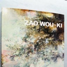 Libri di seconda mano: ZAO WOU-KI. JEAN LEYMARIE.. Lote 201528287