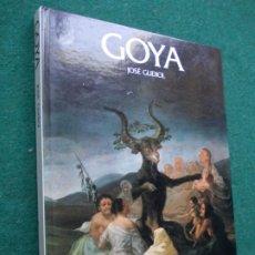 Libros de segunda mano: GOYA JOSÉ GUDIOL EDICIONES POLÍGRAFA S.A.. Lote 201593941
