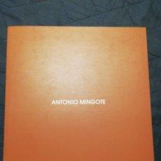 Libros de segunda mano: ANTONIO MINGOTE. ÓLEOS. Lote 201943557