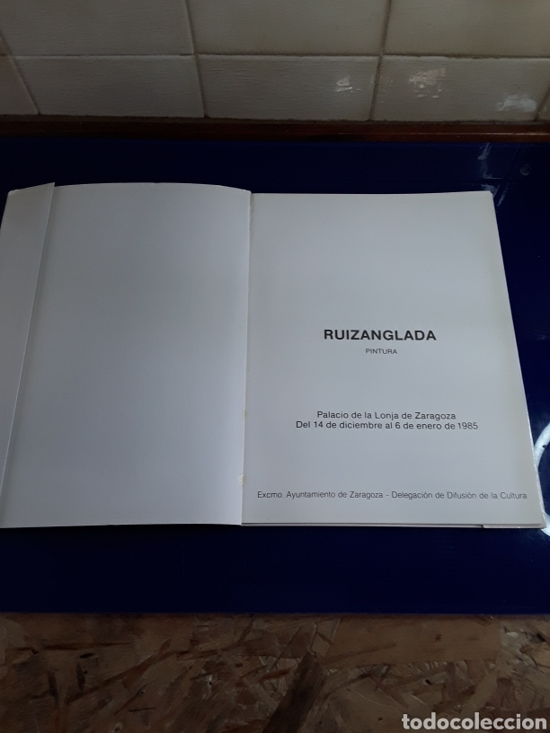 Libros de segunda mano: RUIZANGLADA 1985 - Foto 2 - 201953846
