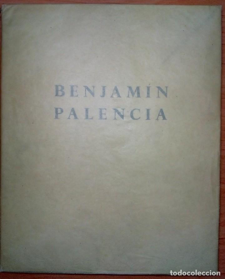 Libros de segunda mano: Benjamín Palencia por Ramón Faraldo. Galerías Layetanas. Barcelona 1949. Ejemplar 474/500. - Foto 2 - 202003738