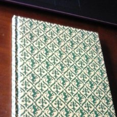Libros de segunda mano: BENJAMÍN PALENCIA: CUADERNO DE DIBUJO (ÁVILA, 2008) NIÑOS DE BARRAX. Lote 202326943