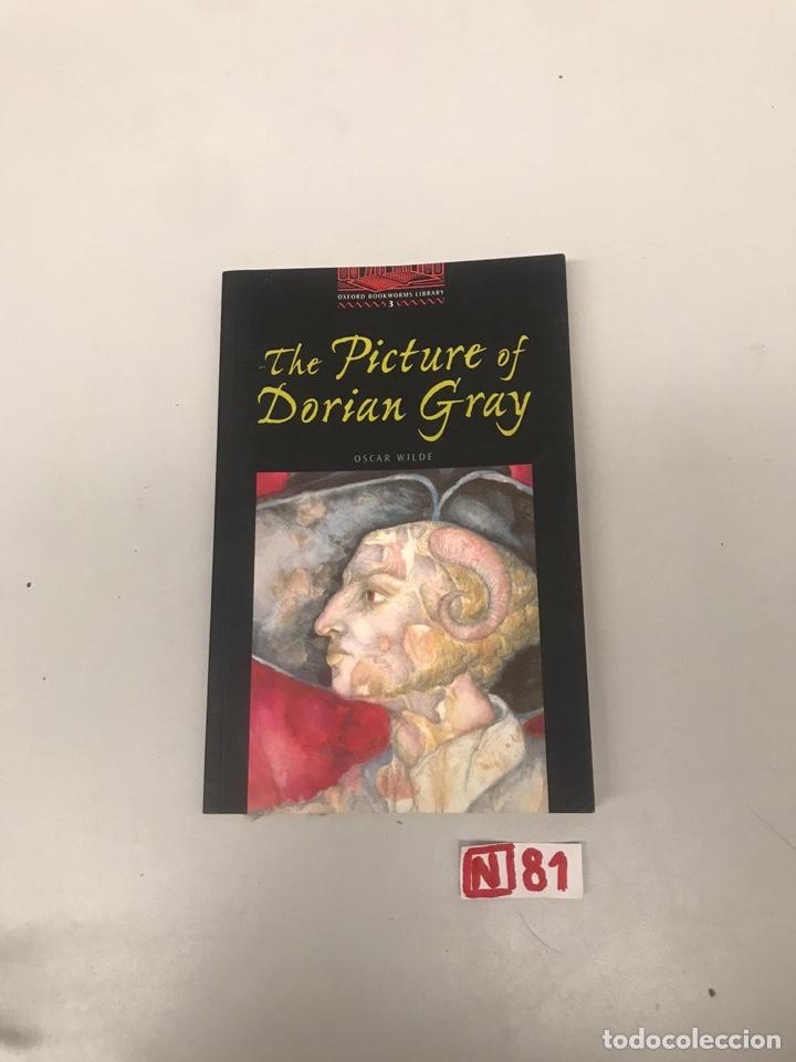 THE PICTURE OF DORIAN GRAY (Libros de Segunda Mano - Bellas artes, ocio y coleccionismo - Pintura)