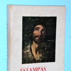 Libros de segunda mano: ESTAMPAS GOYESCAS (DEDICATORIA AUTÓGRAFA ). Lote 203960530