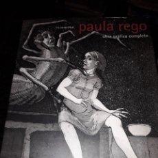 Libros de segunda mano: LIBRO 1397 PAULA REGO OBRA GRAFICA COMPLETA T G ROSENTHAL CAVALO DE FERRO JOSE DE MELLO PORTUGAL. Lote 204114062