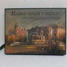 Libros de segunda mano: LIBRO DE MADRID. Lote 204192475