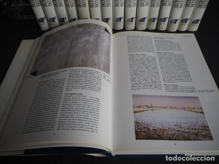 Libros de segunda mano: Diccionario de pintores y escultores Españoles del siglo XX. Completa. Los 16 Tomos - Foto 5 - 204243058