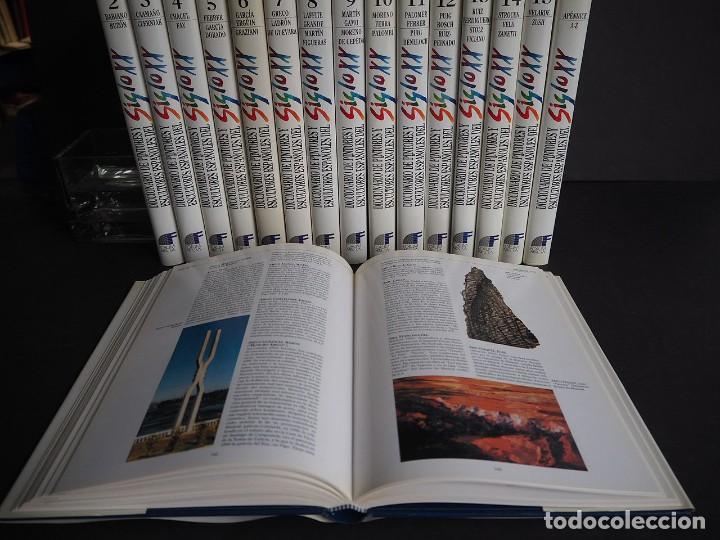 Libros de segunda mano: Diccionario de pintores y escultores Españoles del siglo XX. Completa. Los 16 Tomos - Foto 6 - 204243058