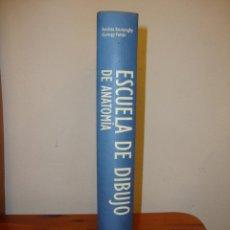 Libros de segunda mano: ESCUELA DE DIBUJO DE ANATOMÍA HUMANA Y ANIMAL COMPARADA - ANDRÁS SZUNYOGHY Y GYÖRGY FEHÉRF. Lote 204334980