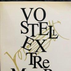 Libros de segunda mano: WOLF VOSTELL. EXTREMADURA, CÁCERES, 1992.. Lote 204339167