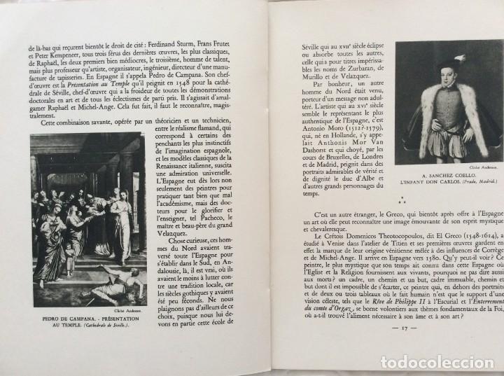 Libros de segunda mano: LA PEINTURE EN ESPAGNE. JAMOT PAUL. Editorial: PLON, 1938 - Foto 4 - 204379163