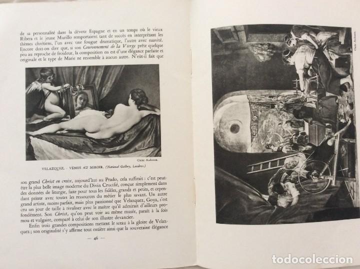 Libros de segunda mano: LA PEINTURE EN ESPAGNE. JAMOT PAUL. Editorial: PLON, 1938 - Foto 6 - 204379163