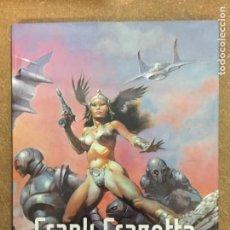 Libros de segunda mano: FRANK FRAZETTA. MAESTRO DEL ARTE FANTÁSTICO. Lote 204589527